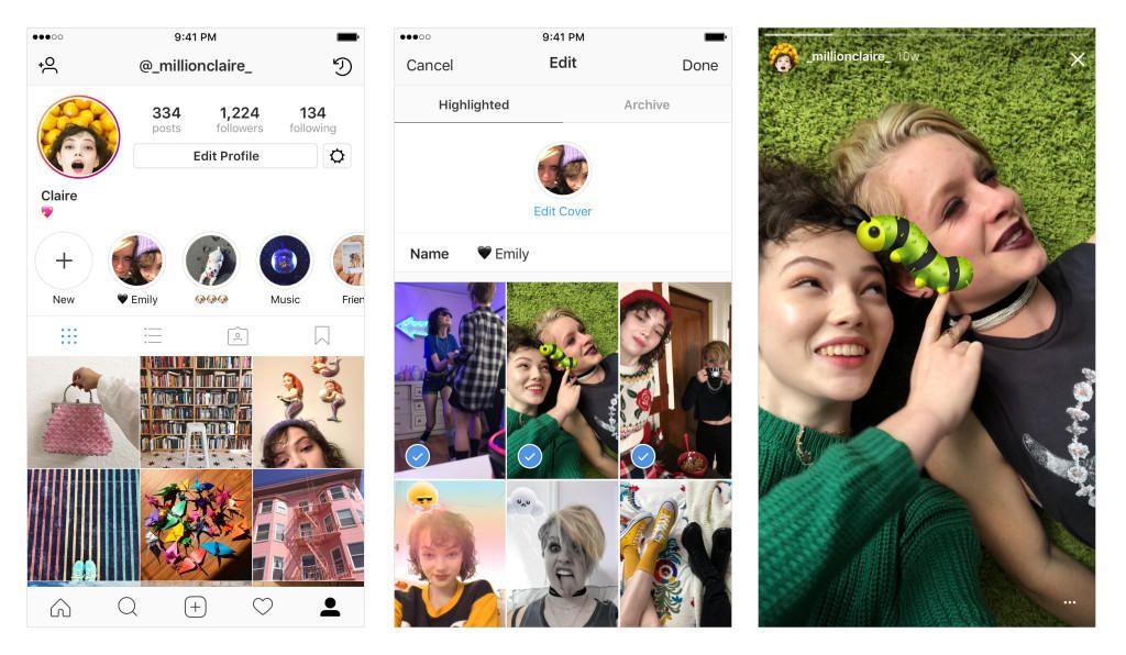 5de7734d7b Cómo caracterizar tus Highlights de Instagram? - grid.cl